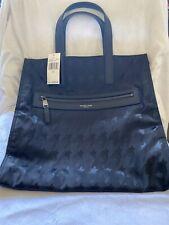 michael kors Big tote bags handbags Black Brand New With Tags