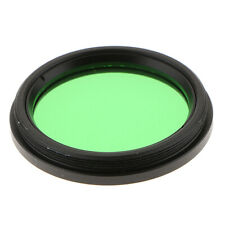 "Telescope Eyepiece Lens Color Filter for Astronomy Photo Accessory 2"" Green"
