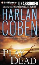 Harlan Coben PLAY DEAD Unabridged 15 CDs 18 Hours *NEW* FAST Ship!