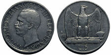 5 Lire 1928** BB - R