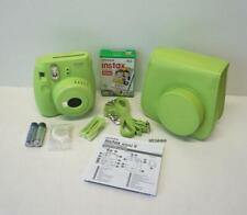 Fujifilm Instax Mini 9  Sofortbildkamera Lime Green