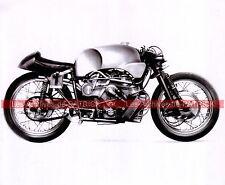 MOTO GUZZI 500 V8 1955 Fiche Moto 000126