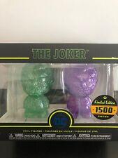 DC Comics FUNKO The Joker Green & Purple Hikari XS Vinyl Figures LIMITED EDITION