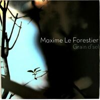 MAXIME LE FORESTIER  : GRAIN D'SEL - [ CD SINGLE ]