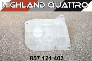 Audi ur quattro / coupe / 80 / 90 genuine water expansion tank 857121403