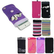 Étuis, housses et coques universels coton pour téléphone mobile et assistant personnel (PDA)