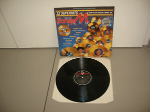 Boney M.-32 superhits/Non stop-digital remix ´86 (LP/TOP) SELTEN