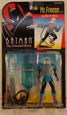 Batman The Animated Series Mr. Freeze With Ice Blaster Kenner 1993 BTAS (MOC)