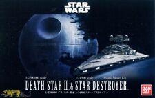 Revell / Bandai 01207 Death Star II - 1:2700000 & Star Destroyer - 1:14500
