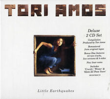 TORI AMOS - LITTLE EARTHQUAKES - DELUXE (2 CD NEW SEALED)