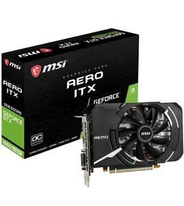 MSI GeForce GTX 1660 SUPER MINI ITX OC 6GB