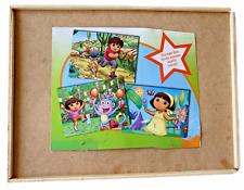 Dora The Explorer Wooden Jigsaw Puzzles - 97% Complete