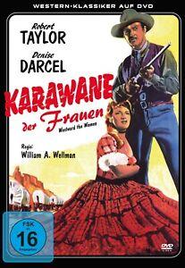 Karawane der Frauen DVD Robert Taylor Denise Darcel Western Hope Emerson
