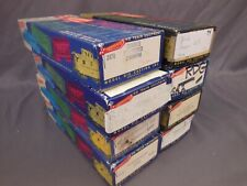 "Ho Roundhouse (8) Empty Kit Boxes 7 5/8"" X 3 1/8"" X 1 1/2"""