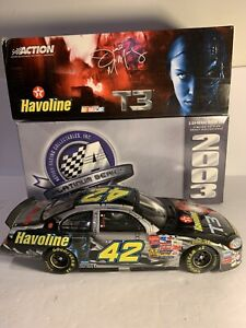 1/24 Action Jamie McMurray 2003 #42 Havoline Terminator 3 Platinum Series 1/812