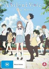 A Silent Voice: The Movie - DVD - NEW Region 4