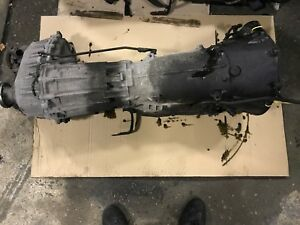 MERCEDES-BENZ ML W163 2.7 CDI AUTOMATIC GEARBOX WITH TRANSFER BOX R1632710701