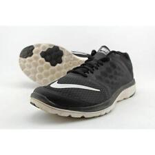 Scarpe da uomo nere Nike tessile