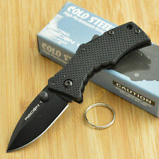 Cold Steel Micro Recon 1 Spear Point AUS8A Plain Edge Knife 27TDS