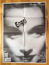 Engel (Kinoplakat '73) - Marlene Dietrich / Ernst Lubitsch / Melvyn Douglas