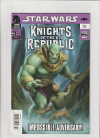 Star Wars Knights of the Old Republic #41 FN/VF 7.0 Newsstand Dark Horse 2009