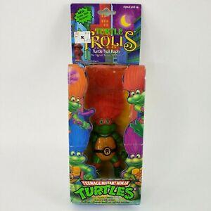 VTG Teenage Mutant Ninja Turtles TROLL RAPH Raphael Playmates 1992 NEW SEALED