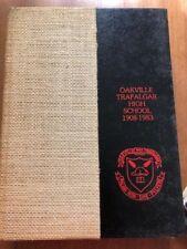 High School Yearbook OAKVILLE TRAFALGAR HIGH SCHOOL 1982-1983 Oakville, Ontario