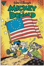 Walt Disney's Mickey & Donald Vol 1 (1988 Series) # 14 VF/NM Gladstone