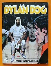 Dylan Dog n. 178 - Lettere dall'inferno - Ed. Sergio Bonelli 2001