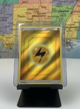 SHIPS SAME DAY Pokemon Card NM/M 2019 Reverse Holo Lightning Energy Unnumbered