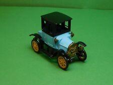 Opel Stadtcoupe 1908 hellblau Ziss Modell 1:43 N° 22 Euro-Modell RW-Modell