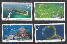 Taiwan 2019 特674   Dongsha Atoll National Park Fish Bird Stamp