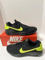 Nike Air Max Oketo Mens Size 11.5 Black Volt Total Orange AQ2235-004 New In Box