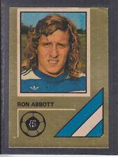 FKS - Soccer Stars 78/79 Golden Collection - # 240 Ron Abbott - QPR