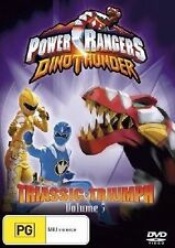 Power Rangers Dinothunder - Triassic Triumph : Vol 5 (DVD, 2005)