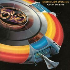 Electric Light Orchestra de la doble 180g Vinilo Azul-Nuevo