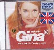 Gina G-Ooh Aah cd maxi single sealed