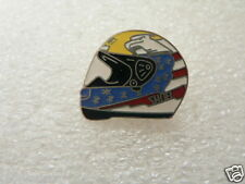 PINS,SPELDJES F1 FORMULA ONE HELMET SHOEI DRIVER UNKNOWN