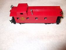 Used Bachmann Used At & Sf Santa Fe Caboose #999628