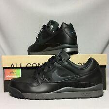 Nike Air Wildwood ACG UK11 AO3116-003 EUR46 US12 Black grey leather triple terra
