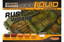 LifeColor LP02 Liquid Pigments Series Rust Wizard