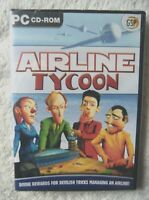 42783 - Airline Tycoon [NEW / SEALED] - PC (2001) Windows XP 0983