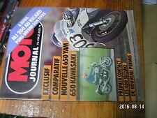 1µ?  Moto Journal  n°454 Tebec 238 Yamaha 650 XJ