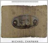 MICHAEL CHAPMAN - 50   VINYL LP NEU