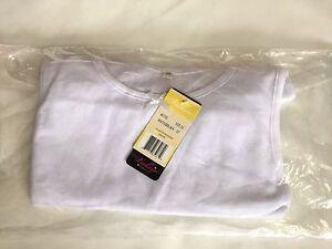 Valair Vandero Full Slip Dress Women's,Cotton/Lycra/Nylon,Cling-Free White&Black