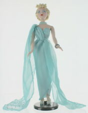 "Gene Marshall Doll with Blue Goddess Outfit 16"" By Mel Odom Ashton Drake Galleri"