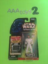 Star Wars LUKE STORMTROOPER Freeze Frame Action Figure with Blaster Rifle
