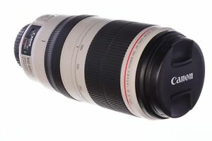Canon 100-400mm f4.5-5.6 L IS USM II, with hood and box, stunning! 6 month g...