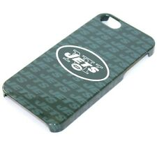 For iPhone SE 5S HARD BACK SKIN CASE COVER OFFICIAL NFL NEW YORK NY JETS GREEN