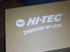 HI-Tec Women's Taupe/Honey BANDERA MID WP Waterproof Hiking Boots Size 8 (EU 39)